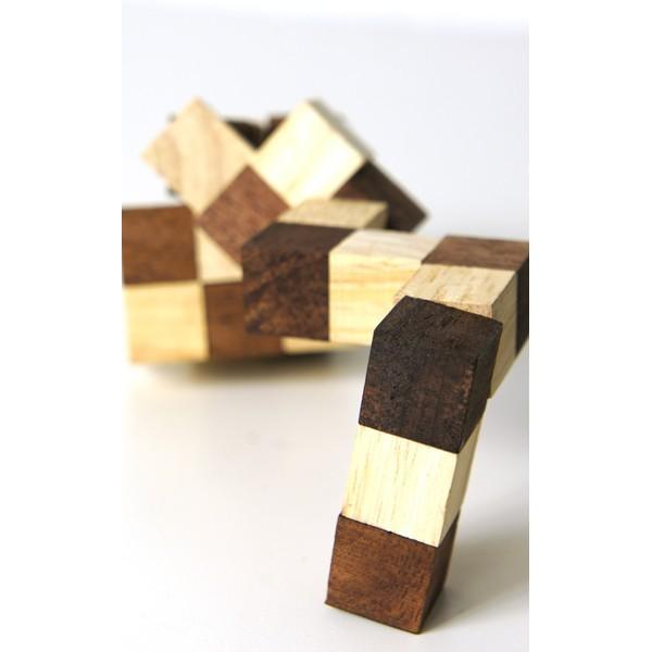 Casse Tete Bois Solution > casse tete en bois solution cube
