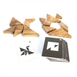 Le Double Tangram Carré